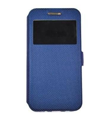 Husa Carte Samsung A70 blue 1