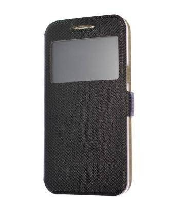 Husa carte Samsung A50 black 0