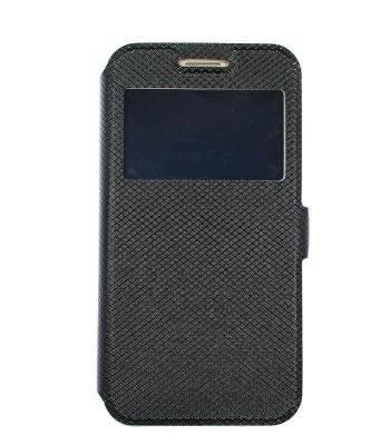 Husa carte Samsung A50 black 1