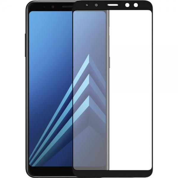 Folie sticla Samsung A8 plus [0]