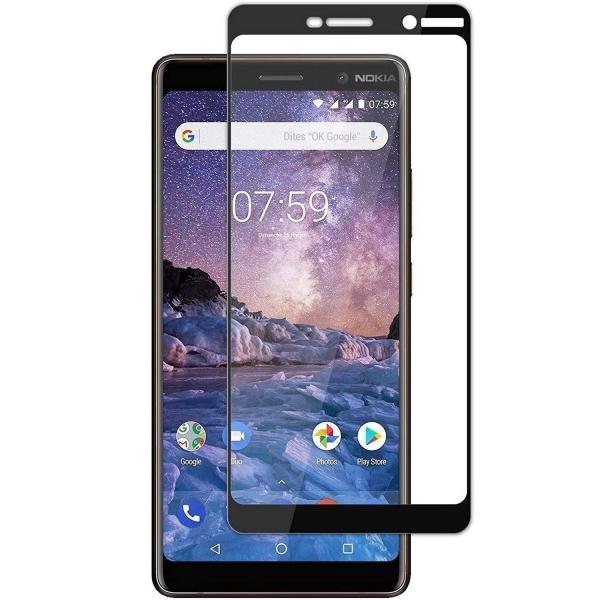 Folie sticla Nokia 7 Plus [0]