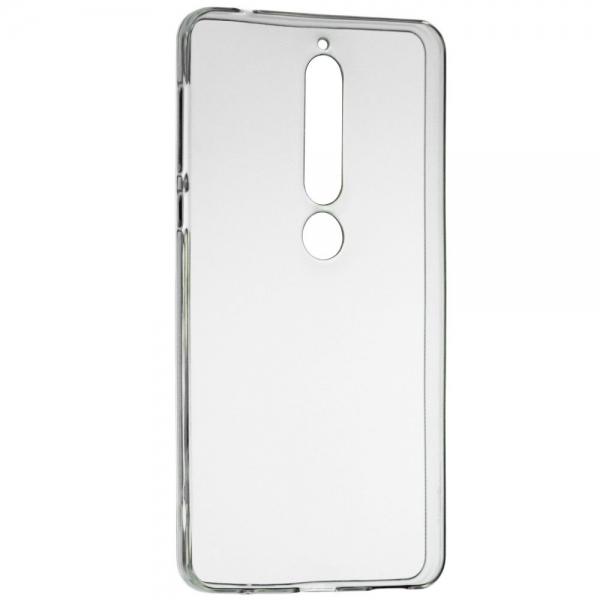 Husa UltraSlim Nokia 6.1 2018 TPU Transparent 0.3mm 0