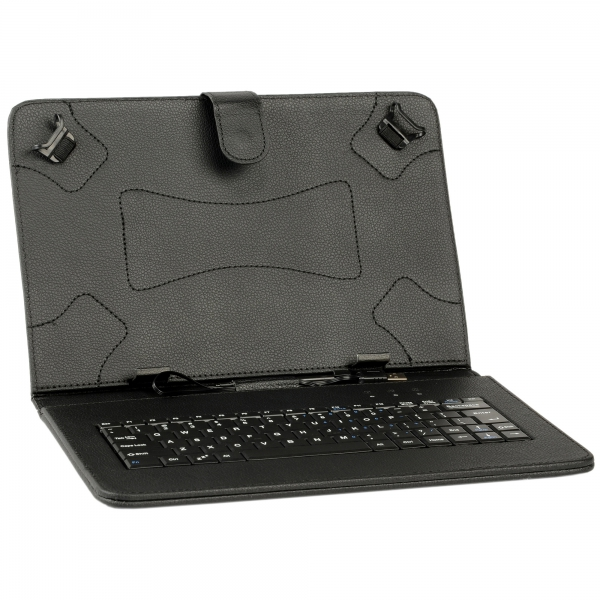 "Husa Tableta universala 7"" cu tastatura 5"