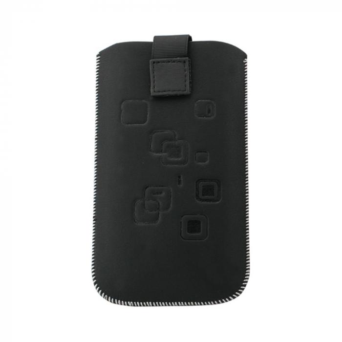 Toc Atlas Slim Samsung S3 Negru 1