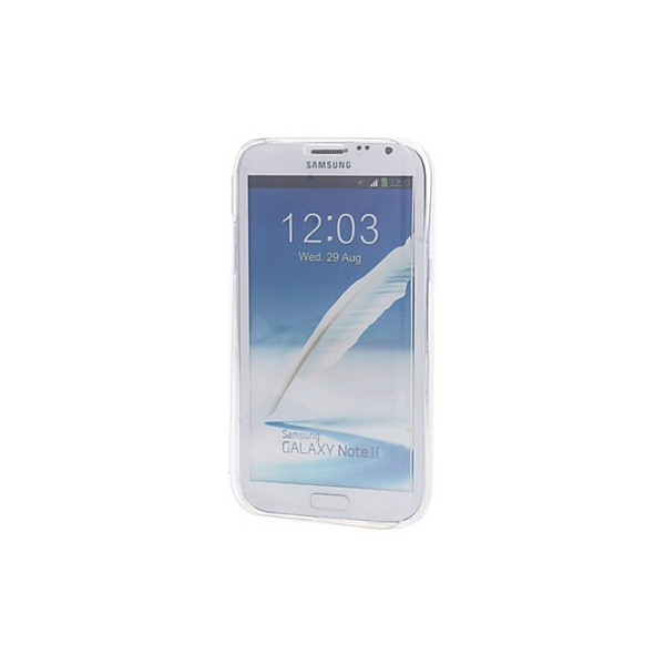 NOTE 2 SILICON TRANSPARENT/WHITE 0
