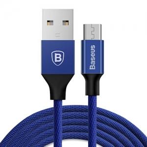 CABLU BASEUS YIVEN MICRO USB 150cm, NAVY BLUE1