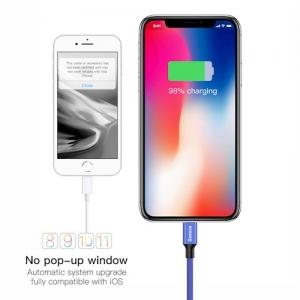 CABLU BASEUS YIVEN IPHONE 180cm, NAVY BLUE7