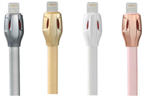 CABLU MICRO USB REMAX LASER RC-035m, SILVER [1]
