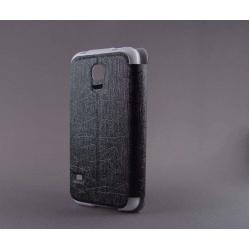 "Husa S-View ""LOVE"" Samsung GALAXY S5 Mini1"