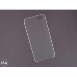 HUSA bumper iPhone 5 5S din plastic subtire - opaca1