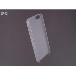 HUSA bumper iPhone 5 5S din plastic subtire - opaca2