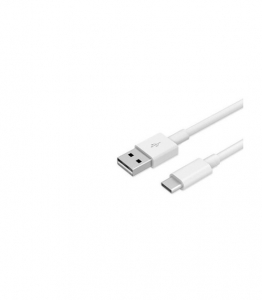 CABLU USB TYPE C HUAWEI AP51 100cm WHITE orig. BLISTER [1]
