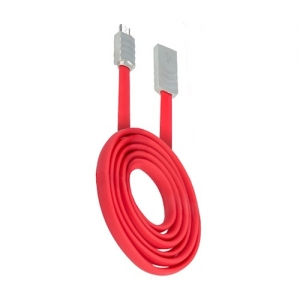 CABLU BEEYO WAVE MICRO USB, RED [2]