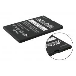 Acumulator Nokia Lumia 610/710/900/Asha 303 (BP3L)0