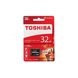 Card Toshiba MicroSD C10 032GB0
