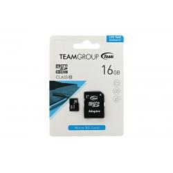 Card Team MicroSD C10 016GB0