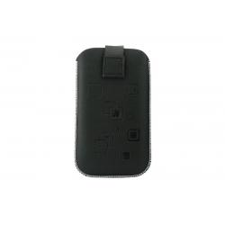 Toc Atlas Slim Samsung S2 Negru [0]