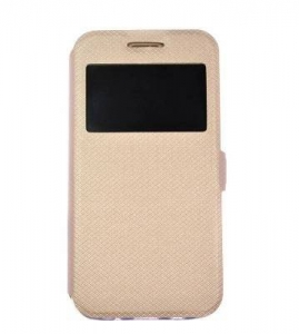 Husa carte Samsung A50 gold1