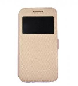 Husa carte Samsung A30s gold1