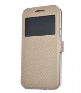 Husa Carte Samsung A70 gold0