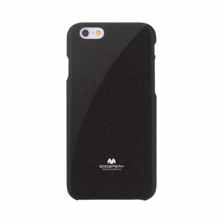 Husa Mercury Jelly Apple Iphone 6/6S Negru [1]
