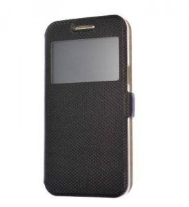 Husa carte Samsung A50 black0