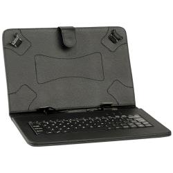"Husa Tableta universala 7"" cu tastatura5"