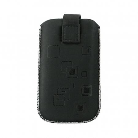 Toc Atlas Slim Apple Iphone 4 Negru [1]