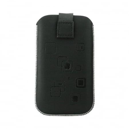 Toc Atlas Slim Samsung S2 Negru [1]