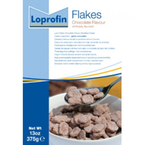 Flakes Chocolate Flavour x 375g [0]