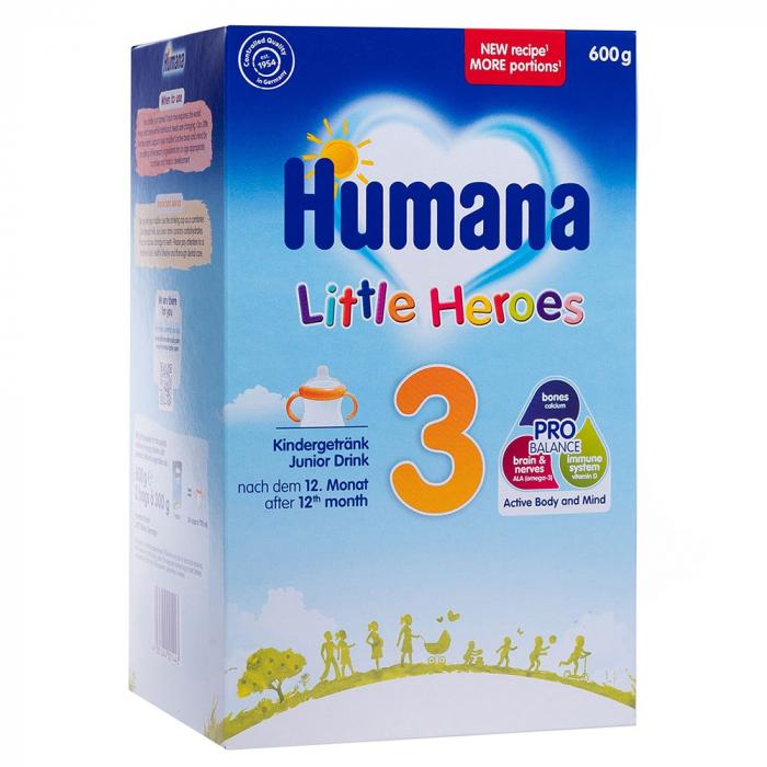 Humana 3 Junior Drink, 600g [0]
