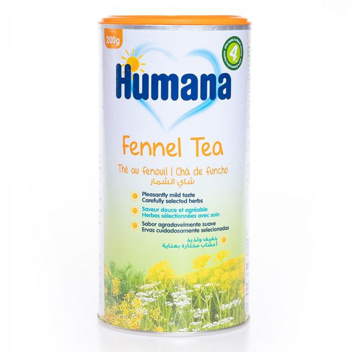 Humana ceai de fenicul, 200g [0]