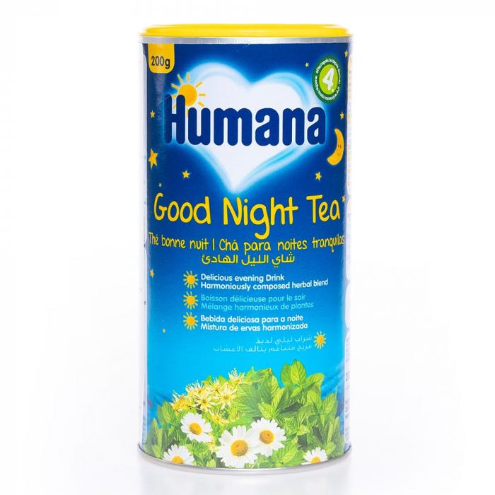 Humana ceai de noapte, 200g, dupa 4 luni [0]
