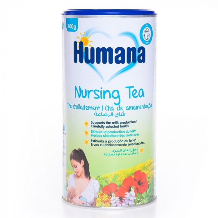 Humana ceai pentru mamici, 200g [0]