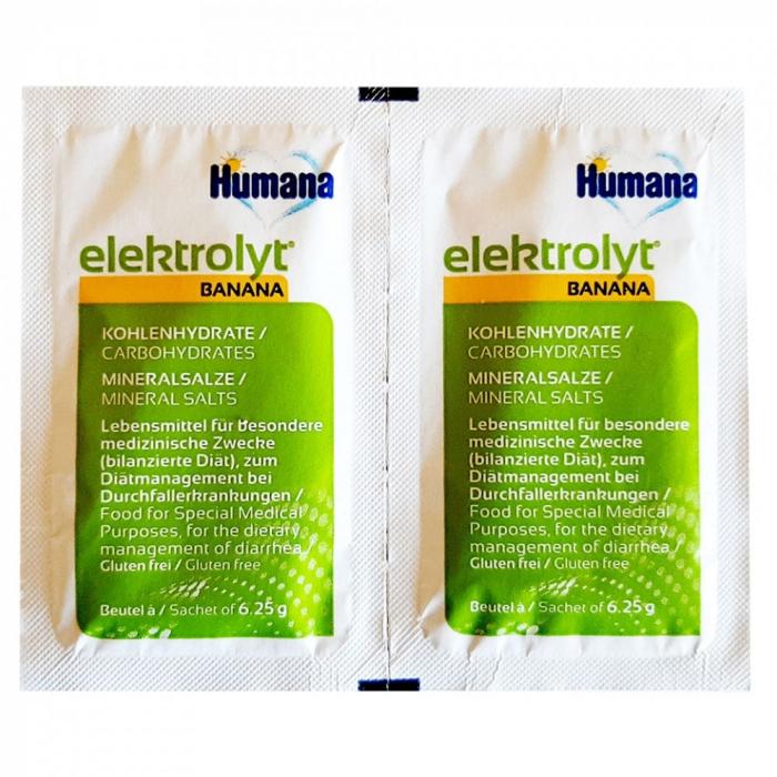Humana elektrolyt banane, 2 plic x 6.25g [0]