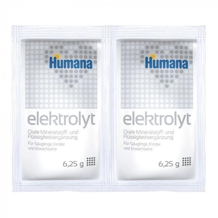 Humana elektrolyt fenicul, 2 plic x 6.25g [0]
