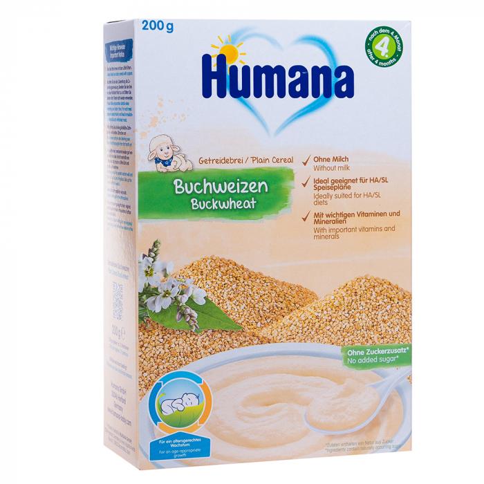 Humana Hrisca fara lapte - de la 4 luni [0]