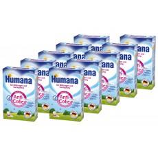 Pachet 10 x Humana antiColic, 300g, de la nastere 0