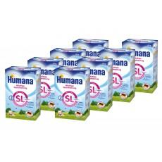 Pachet 8 x Humana SL, 500gr, de la nastere 0