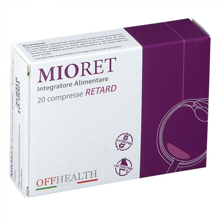 MIORET Comprimate [0]