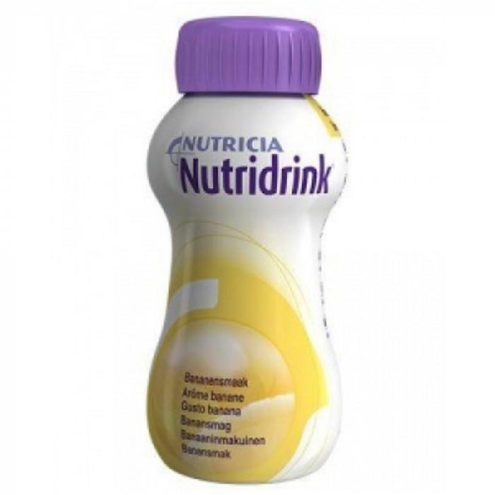Nutridrink - Cu Aroma de Banane 200ml [0]