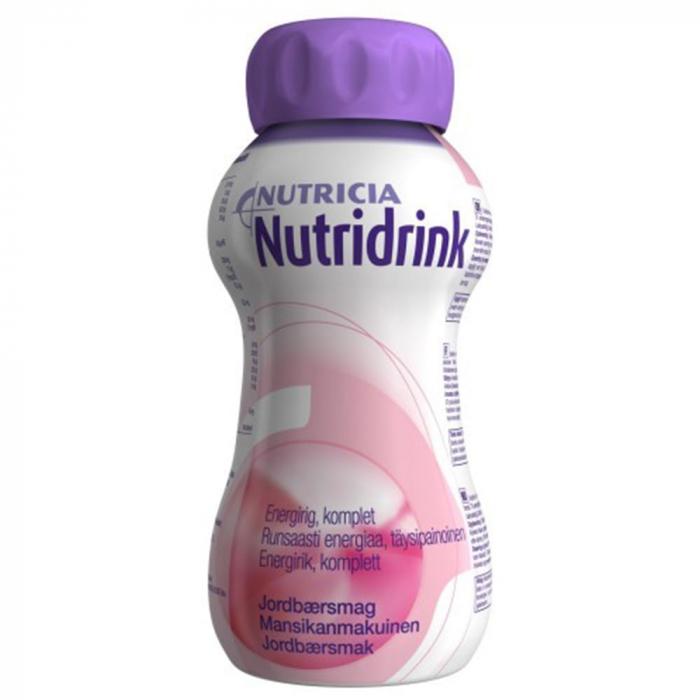 Nutridrink - Cu Aroma de Capsuni x 200ml [0]