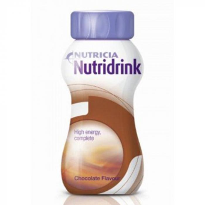 Nutridrink - Cu Aroma de Ciocolata x 200ml [0]
