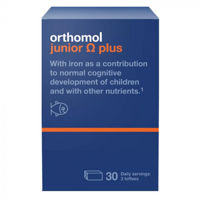 Orthomol junior omega plus 30 [0]