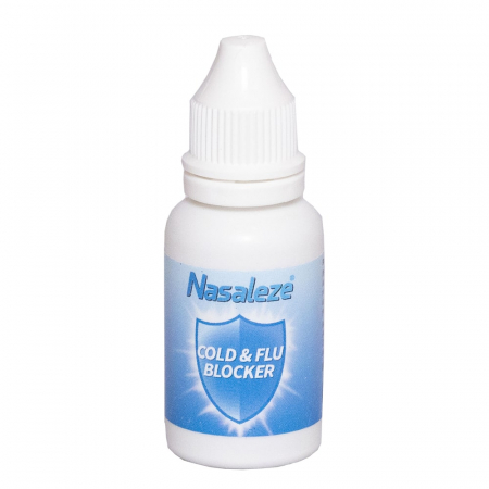 Nasaleze Cold & Flu Blocker - Blocant al răcelii și gripei [1]