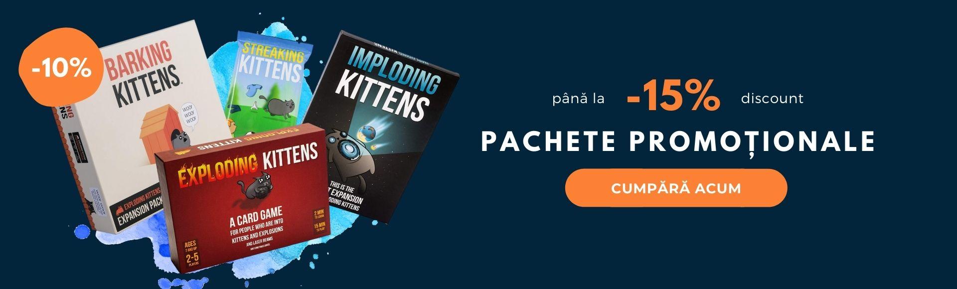 Promo Packs pachete promotionale