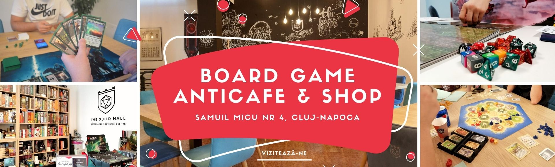 Board Game Anticafe