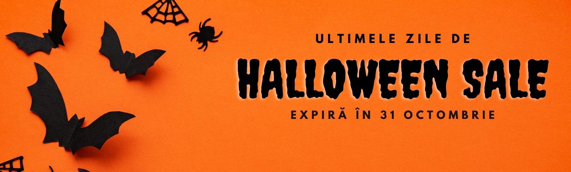 Halloween pagina de categorie