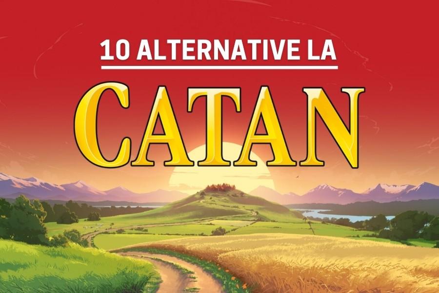 10 jocuri care sunt bune alternative la Catan