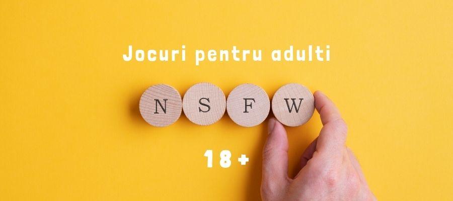 5 cele mai haioase jocuri pentru adulți in română
